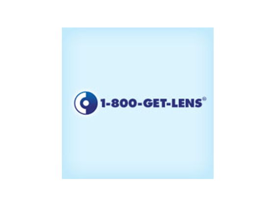 1800 Getlens Discount Code, Vouchers : 2017