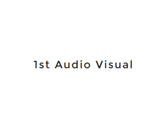 1st Audio Visual Voucher code and Promos - 2017