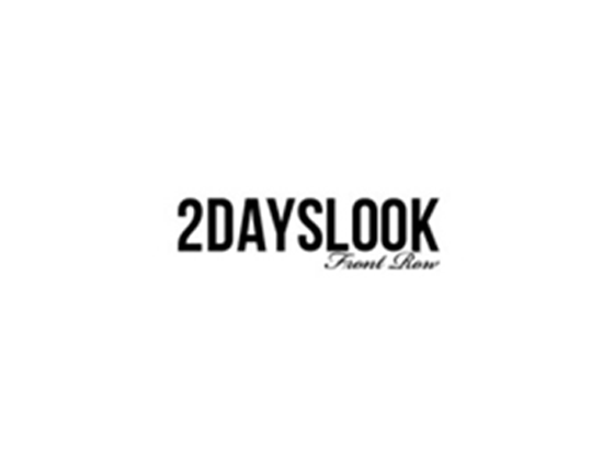 2 Days Look Promo Code & Discount Codes :