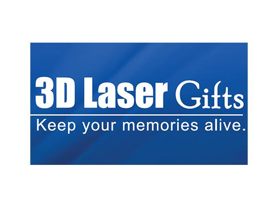 3d Lasergifts Discount Code, Vouchers :