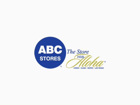 ABC Store Discount Code, Vouchers : 2017
