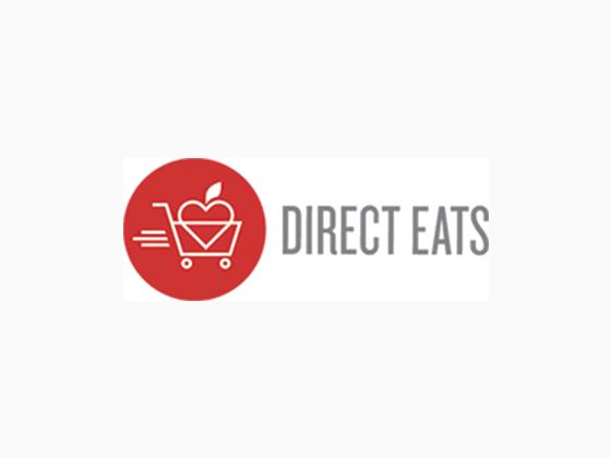 Direct Eats Promo Code & Discount Codes :