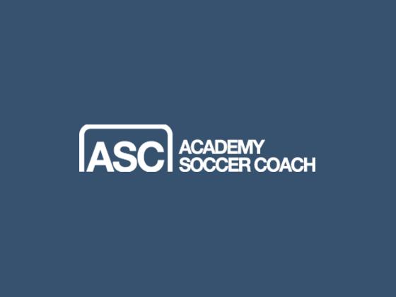 Academy Soccer Coach Promo Code & Discount Codes :