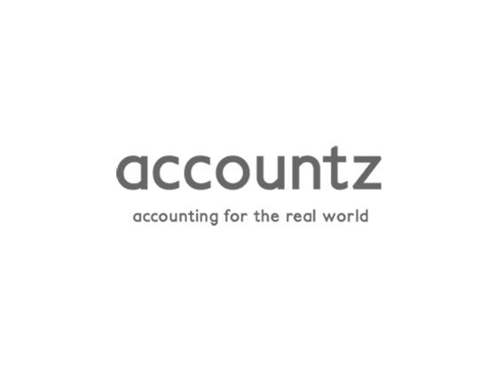 Accountz Promo Code & Discount Codes :
