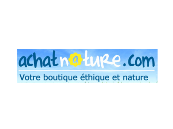 Achat Nature Promo Code & Discount Codes : 2017