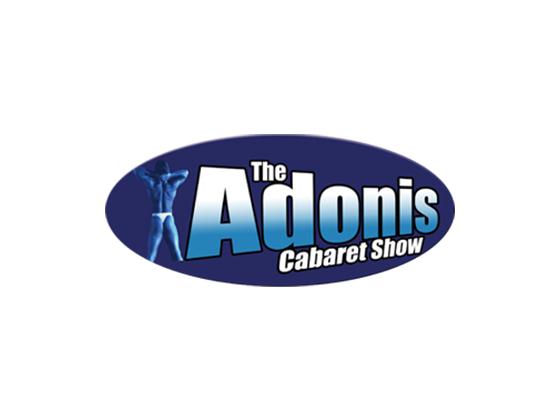 Adonis Cabaret Voucher Code & Discount Codes :