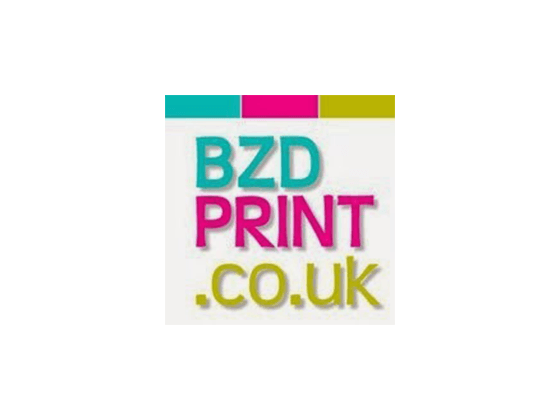 Get Promo and Discount Codes of BZD Print for 2017