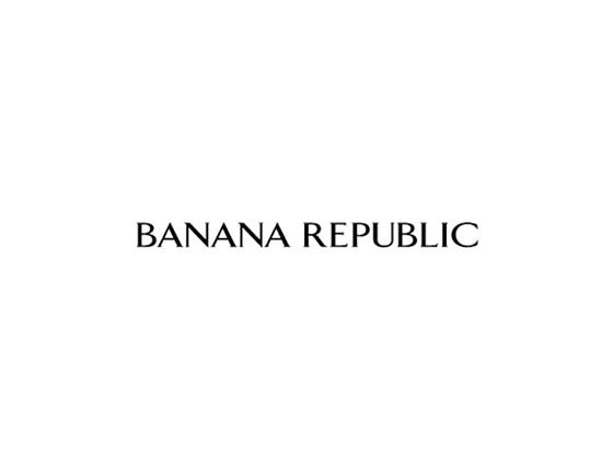 Banana Republic Discount Code, Vouchers : 2017
