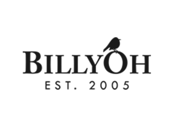 Updated BillyOh Discount and Voucher Codes for 2017