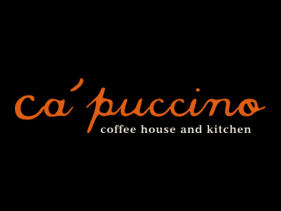 List of Ca'puccino Voucher Code and Deals
