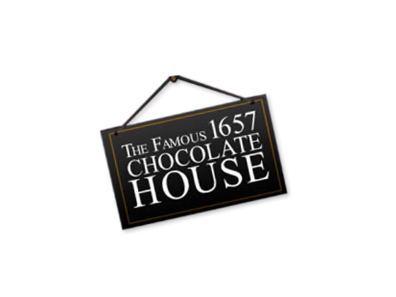 Chocolate House 1657 Voucher code and Promos - 2017
