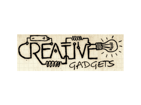 Free Creative Gadgets Discount & Voucher Codes