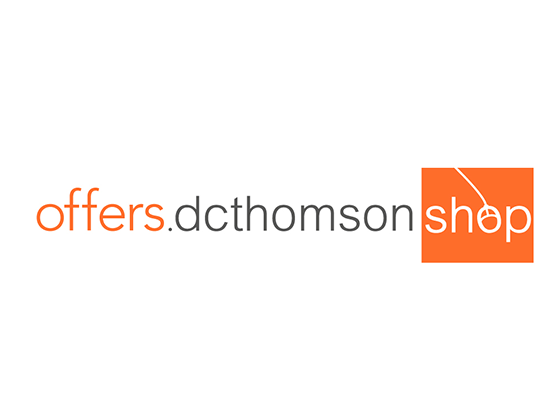 View DC Thomson Shop Voucher Code - 2017