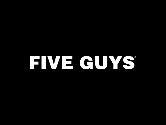 Five Guys Voucher Codes : 2017