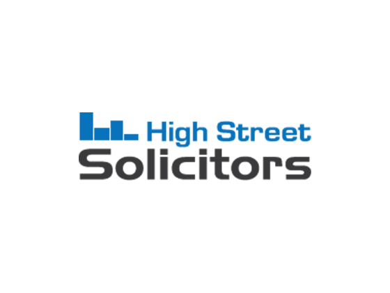 Valid High Street Solicitors Discount & Promo Codes