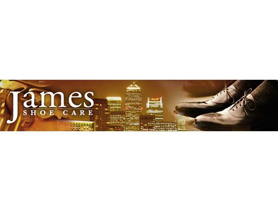 View James Shoe Care Promo Code and Offers 2017