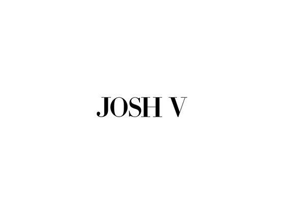 Josh V Promo Code & Deals 2017