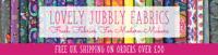 Lovely Jubbly Fabrics Discount Code