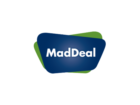 Get Promo and Discount Codes of Mad Deal for 2017