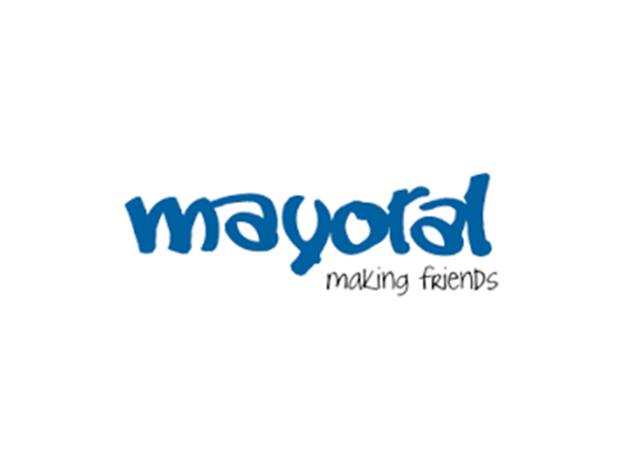 Free Mayoral Promo & Voucher Codes - 2017