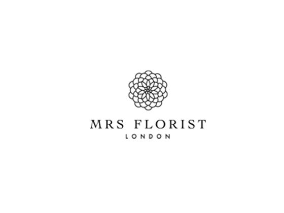 Valid Mrs. Florist Promo Code and Vouchers