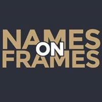 Names On Frames Discount Codes