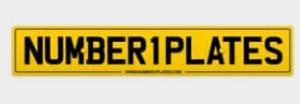 Number1Plates