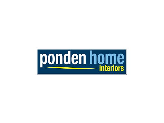 Ponden Home Interiors Voucher & Promo Codes