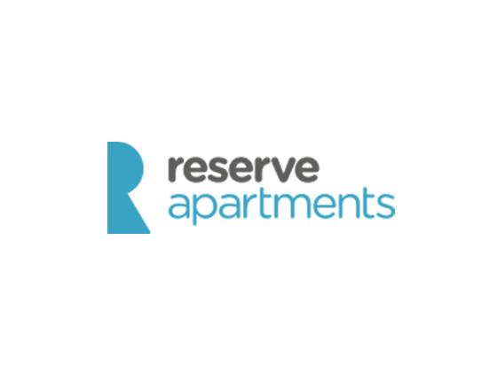 Free Reserve Apartments Discount & Voucher Codes