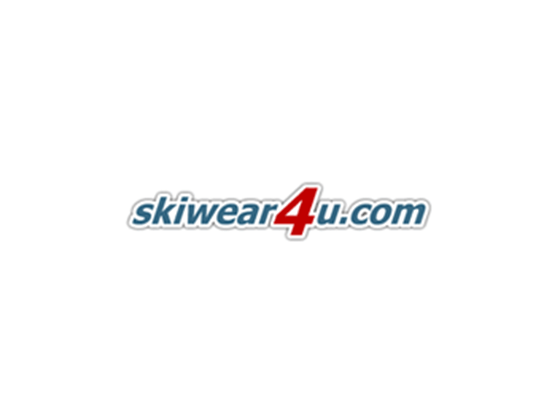 Updated Promo and Voucher Codes of Skiwear4u for 2017