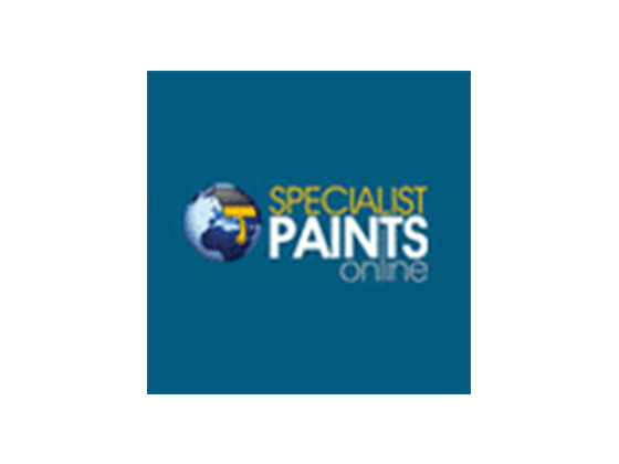Specialist Paints Discount and Promo Codes for 2017