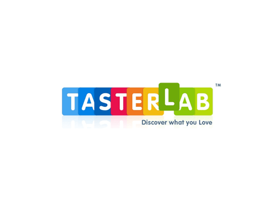 Save More With TasterLab Promo Voucher Codes for 2017