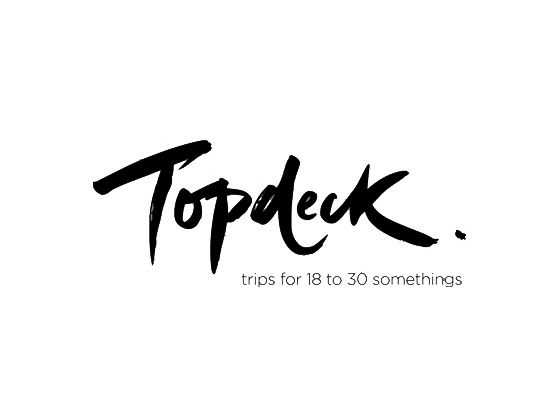 Valid TopDeck Travel Discount and Voucher Codes