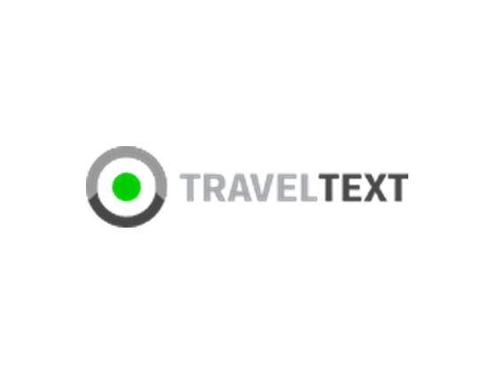 TravelText Discount and Promo Codes