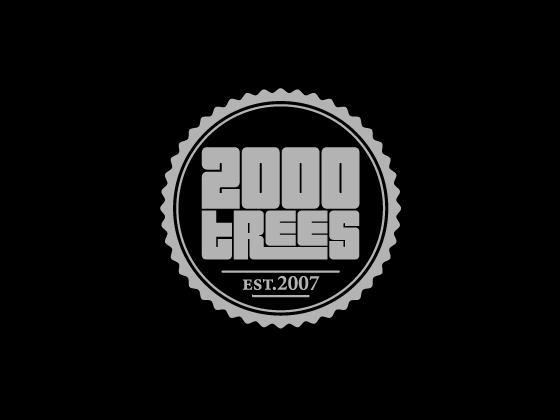Two Thousand Trees Festival Discount Code, Vouchers : 2017