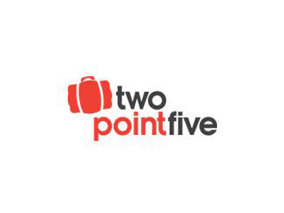 Get TwoPointFive Voucher and Promo Codes for 2017