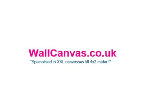 Wall Canvas Voucher Codes - 2017