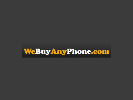 Save More With We Buy Any Phone Promo Voucher Codes for