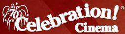 Celebration Cinema Coupon & Deals 2017