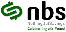 NothingButSavings Coupon & Deals 2017