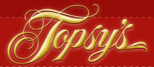 Topsy's Popcorn Coupon & Deals