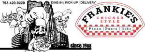Frankie's Pizza Coupon & Deals