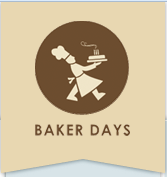 Baker Days Discount Codes & Deals