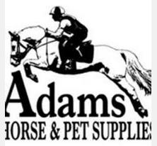 Adams Horse Supply Coupon & Deals 2018