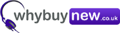 Whybuynew Discount Codes & Deals