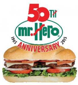 Mr. Hero Restaurants Coupon & Deals 2017