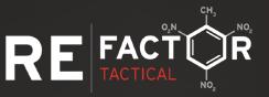 Refactortactical Coupon & Deals