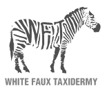 White Faux Taxidermy Coupon & Deals 2017