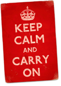 Keep Calm and Carry on Discount Codes & Deals