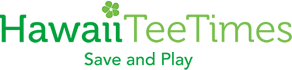 Hawaii Tee Times Discount Code & Deals 2017